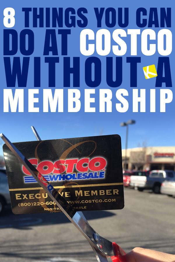 Do i need a membership for costco