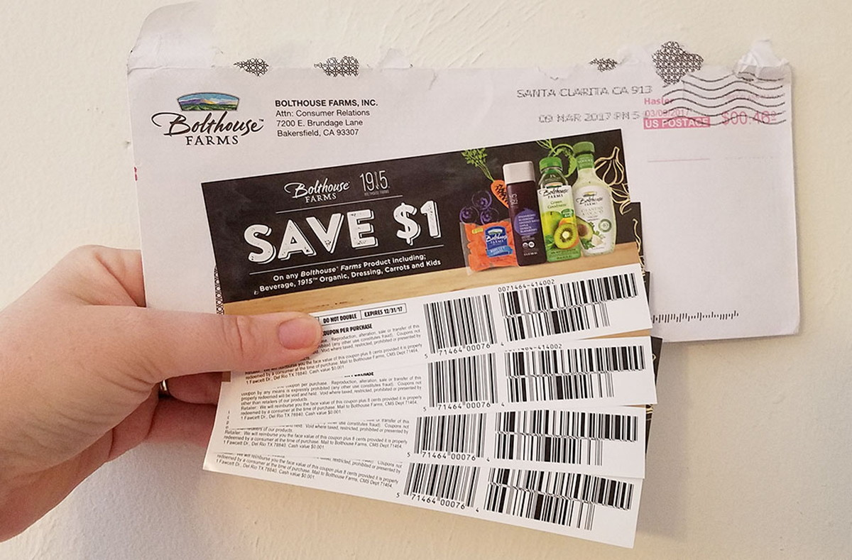 Manufacturer Coupons Mail >> 16 Companies That Will Send You Free High Value Coupons The Krazy