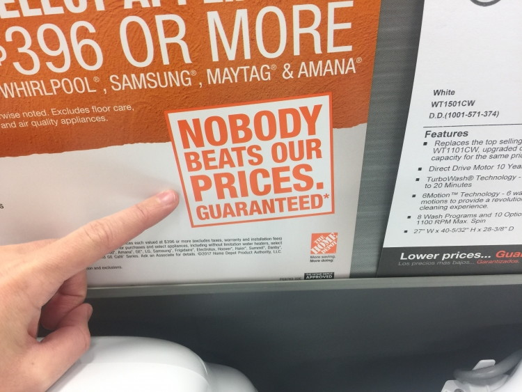 10 Ways To Save Sometimes Big Money At The Home Depot Oc