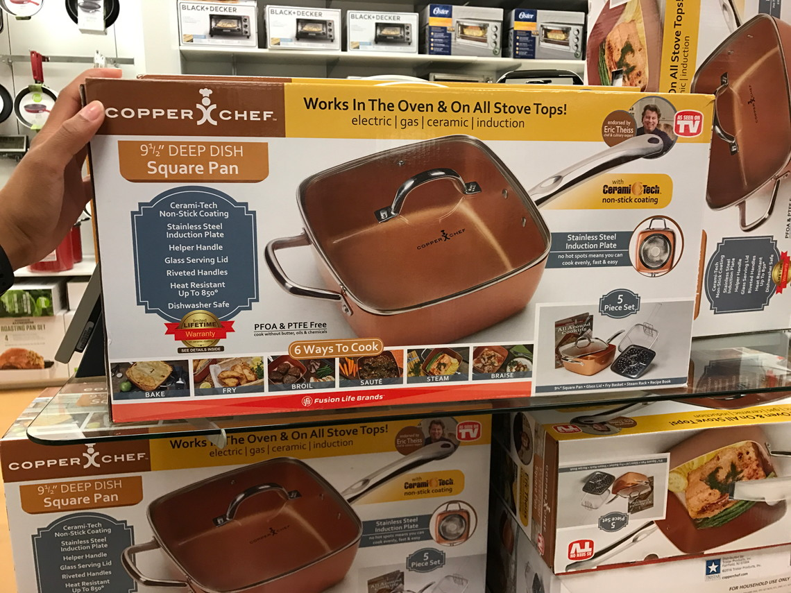 Copper Chef 5 Pc Cooking Set, Only $39.99 Shipped at Kohl's – Reg. $69.99!
