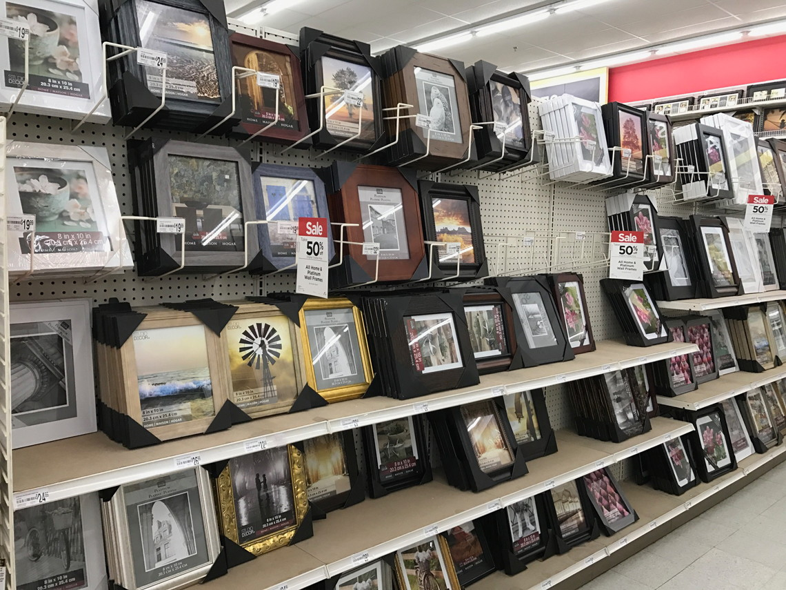 Lowest Prices of the Season: 70% Off Frames & Shadow Boxes at ...