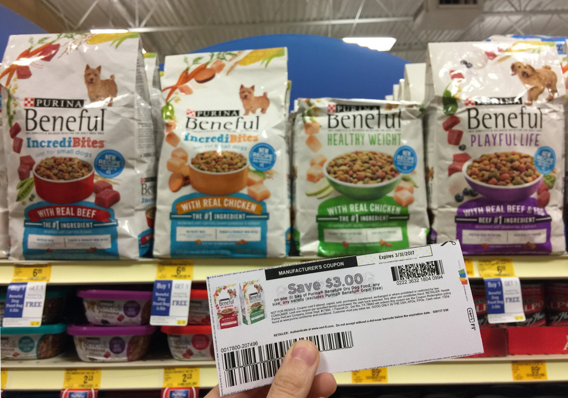 Beneful Dog Food Bags As Low As 185 At Petsmart The