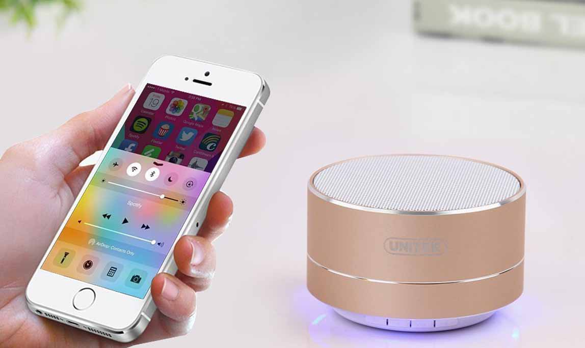 Coupon Code! Wireless Bluetooth Speaker, Just $8 83 at Amazon! - The