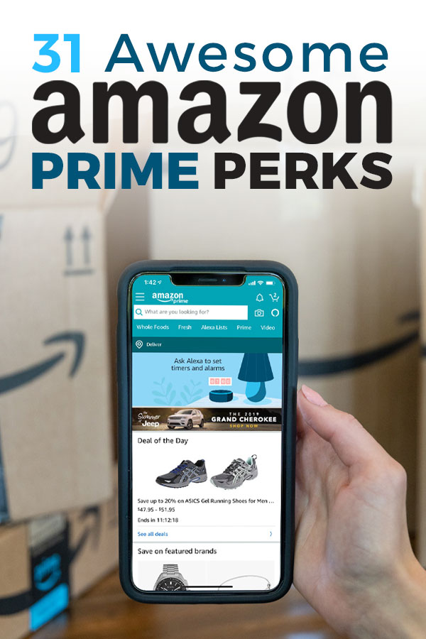 31 Awesome Amazon Prime Perks You Probably Didn't Know About