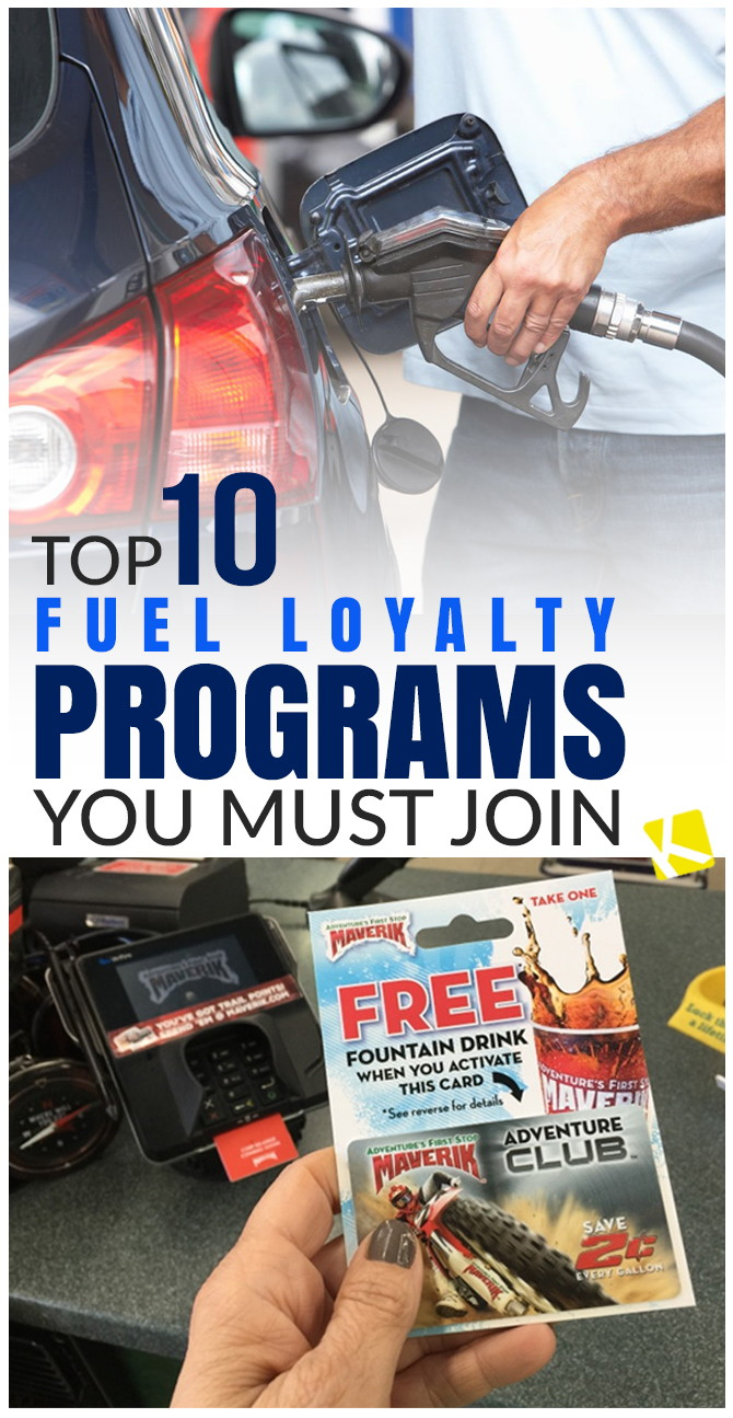 best fuel rewards program