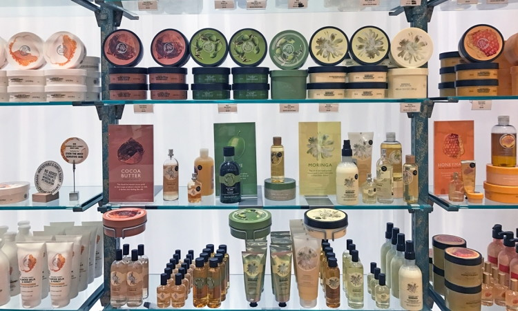 3 for $33.00 Sale at The Body Shop: Skin Care, Hair Care, Fragrances & More!