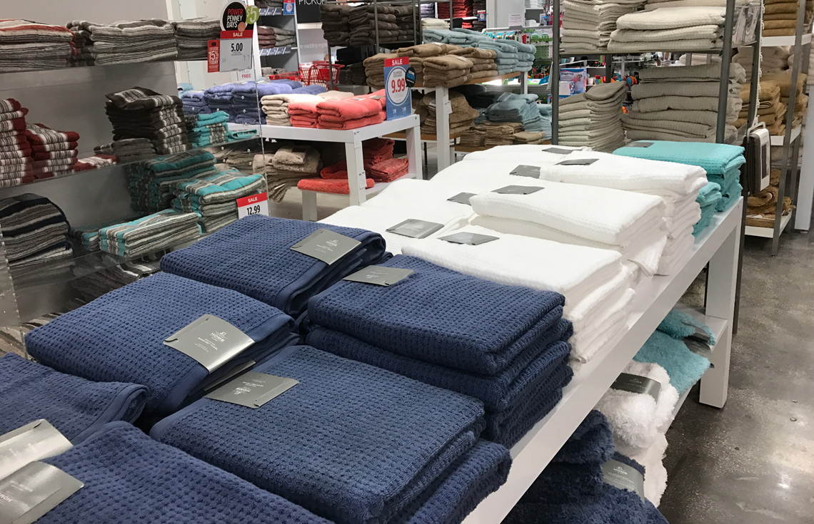 Today Only  JCPenney Home Quick Dri Bath Towels 083bcbcb5