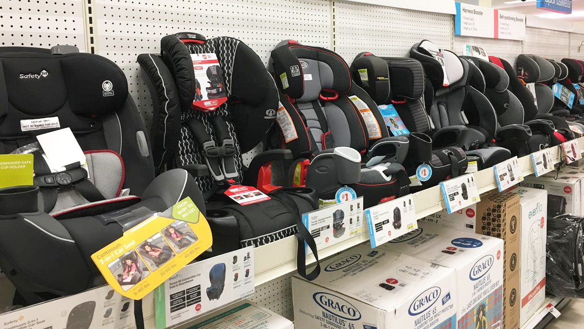 Targets Car Seat Trade In Event 20 Off Coupon Now Through 4 30