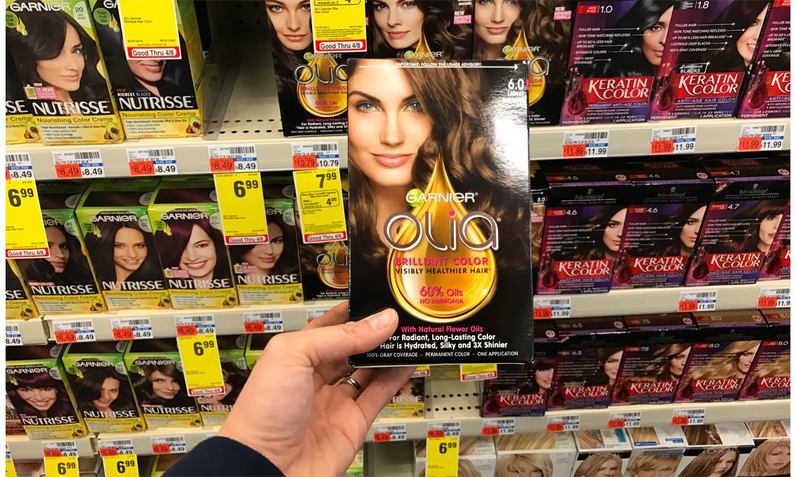 Update Garnier Olia Hair Color Only 199 At Cvs The Krazy