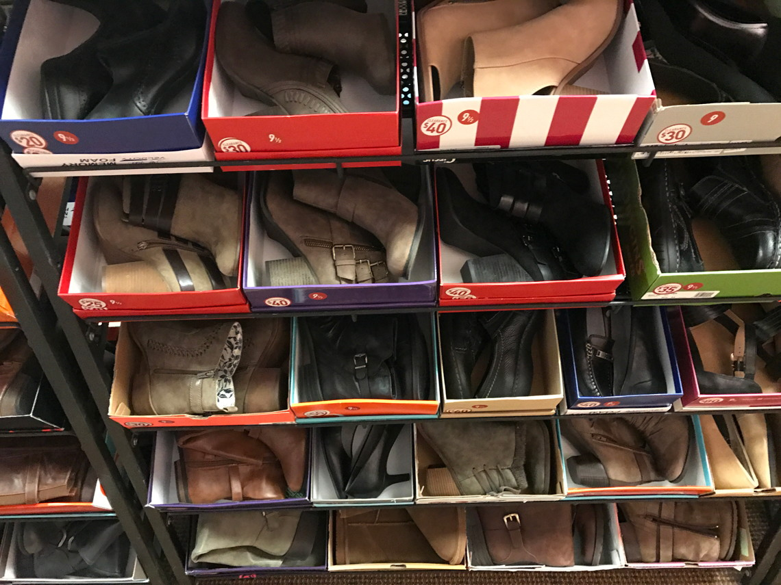 photograph about Famous Footwear Printable Coupons in Store named Well-known Sneakers Coupon codes - The Krazy Coupon Woman