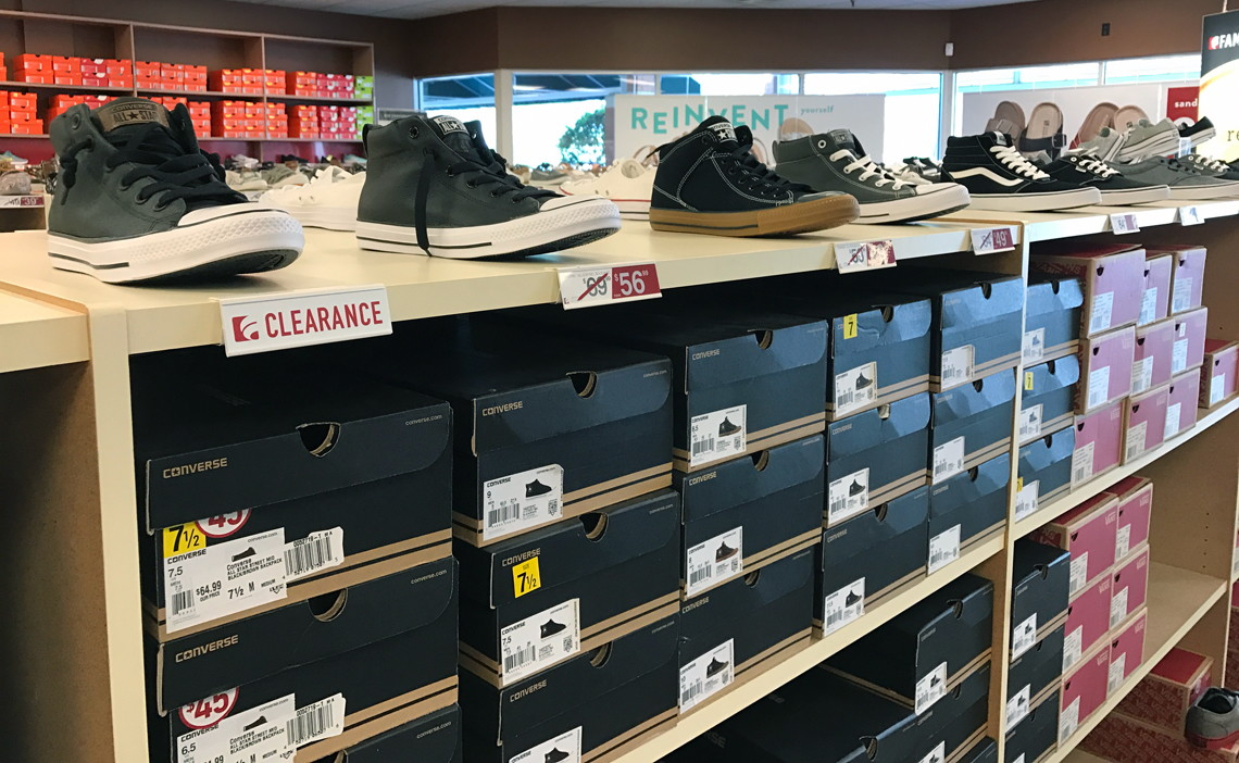 a28888672e60e5 BOGO 50% Off Converse +  10 Off   Pairs for  21! - The Krazy Coupon Lady