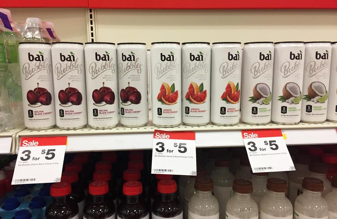 Bai bubbles target