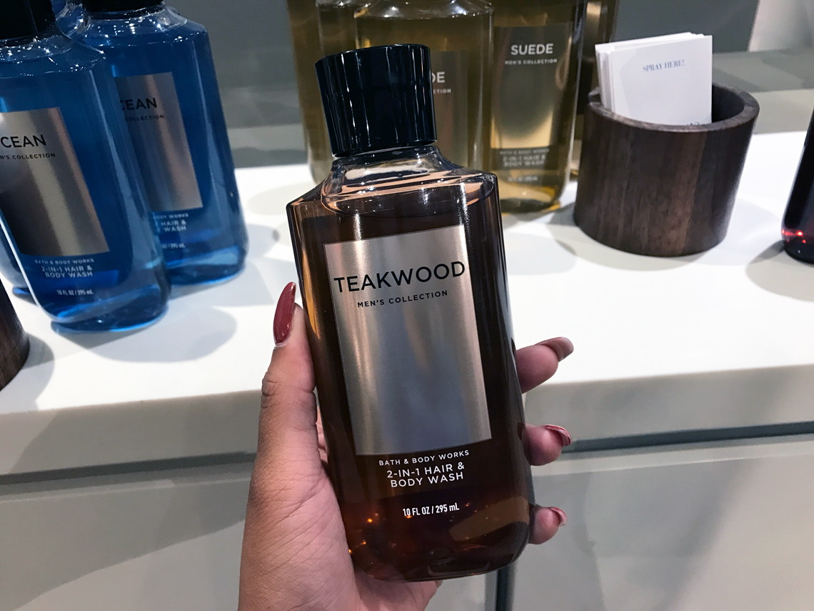 Fresh Balsam 3-Wick Candle, Only $10 95 at Bath & Body Works