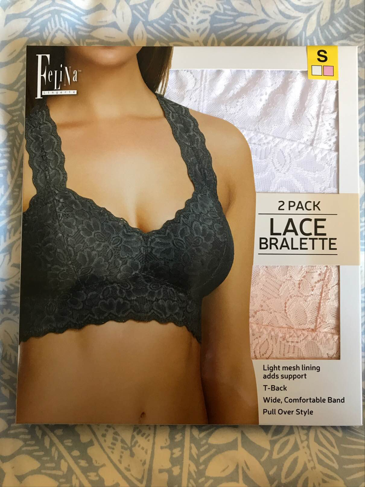 6b06b3ee81 Bralette at Costco 2  12.99 - The Krazy Coupon Lady