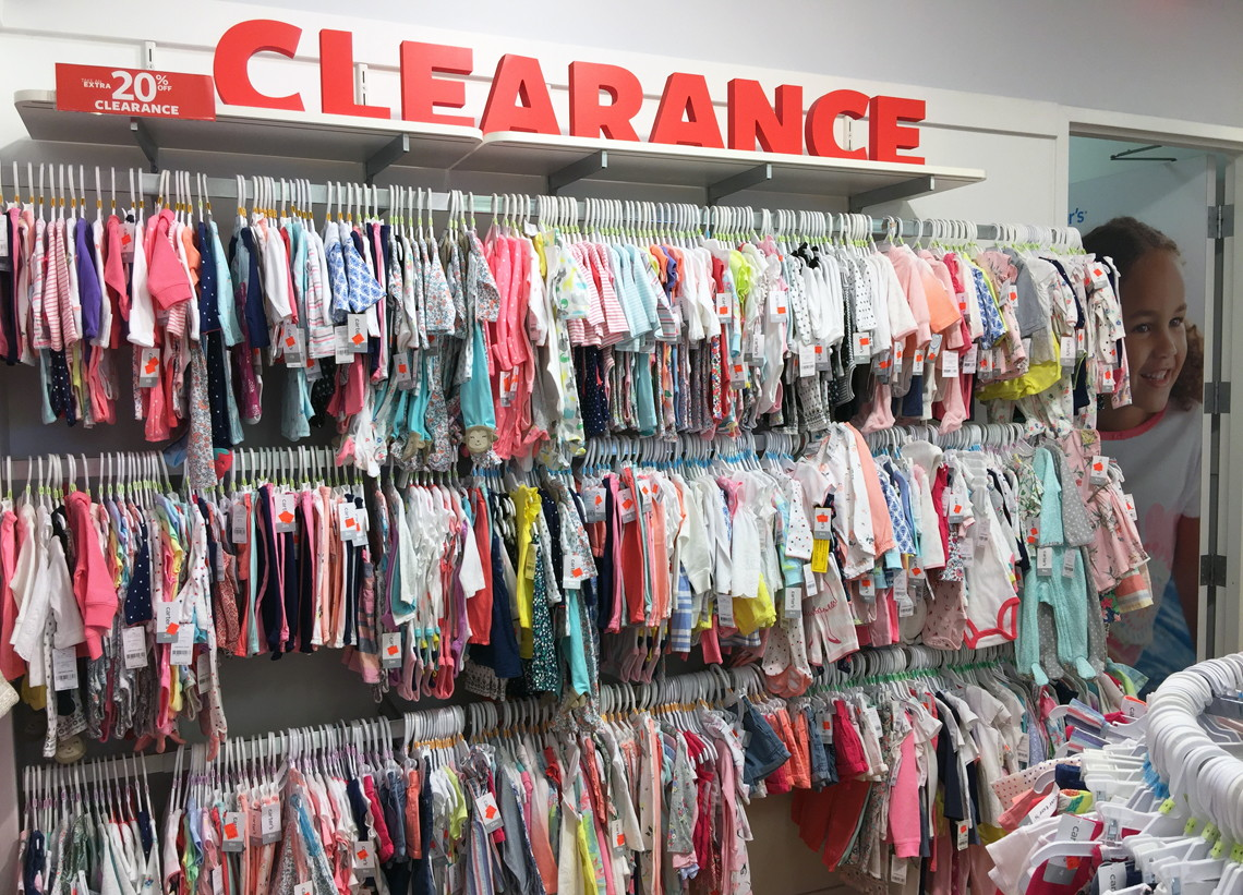 63f131032fda Last Day  Extra 20% Off Clearance at Carter s! - The Krazy Coupon Lady