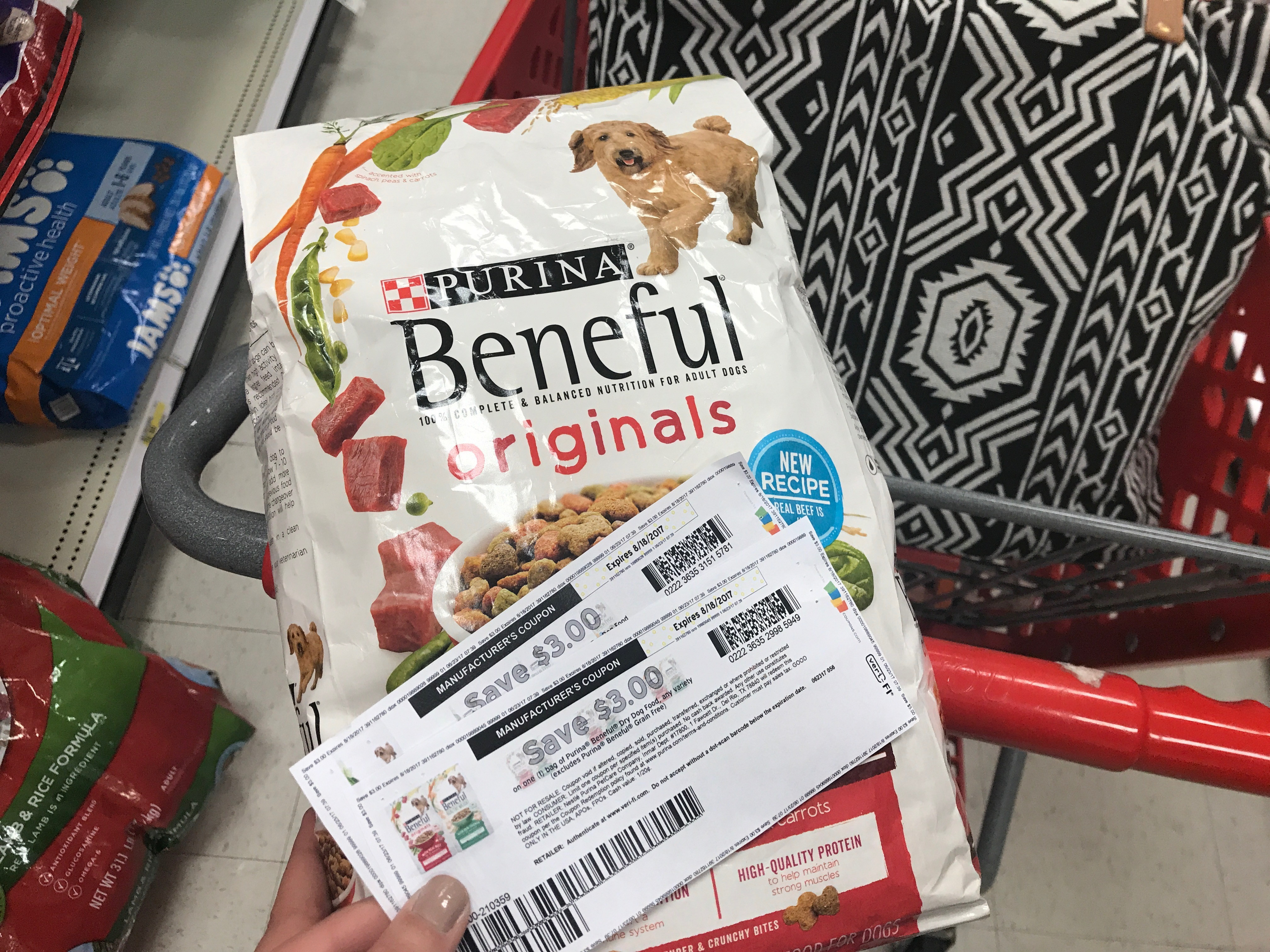 picture about Caesars Dog Food Printable Coupons identified as 16 Intelligent Strategies in direction of Conserve upon Each day Canine Expenditures - The Krazy
