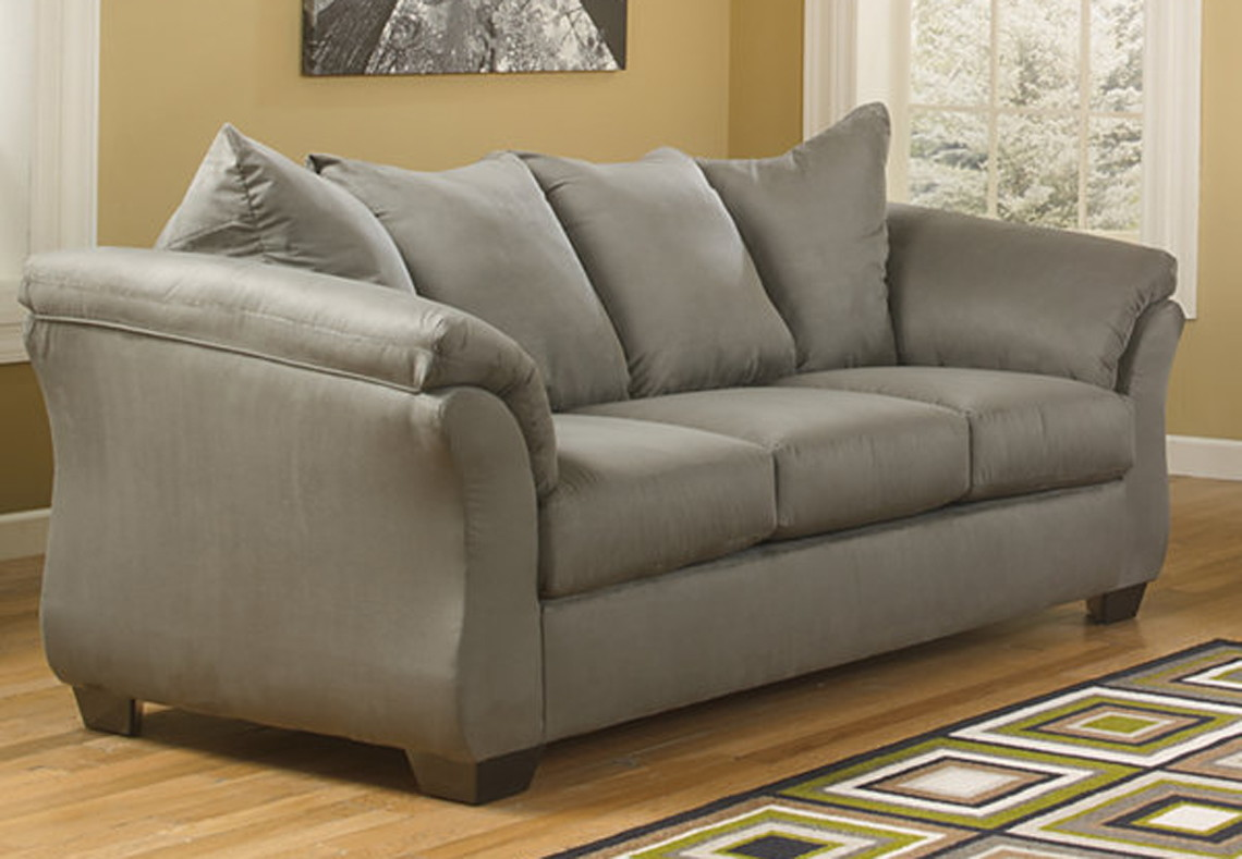 Signature Design By Ashley Sofa, As Low As $286.75 Shipped At JCPenney  Reg.  $1,000!   The Krazy Coupon Lady