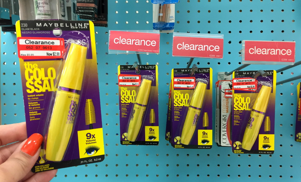 f4d8c3a4041 Clearance Alert! Free Maybelline Mascara at Target! - The Krazy ...