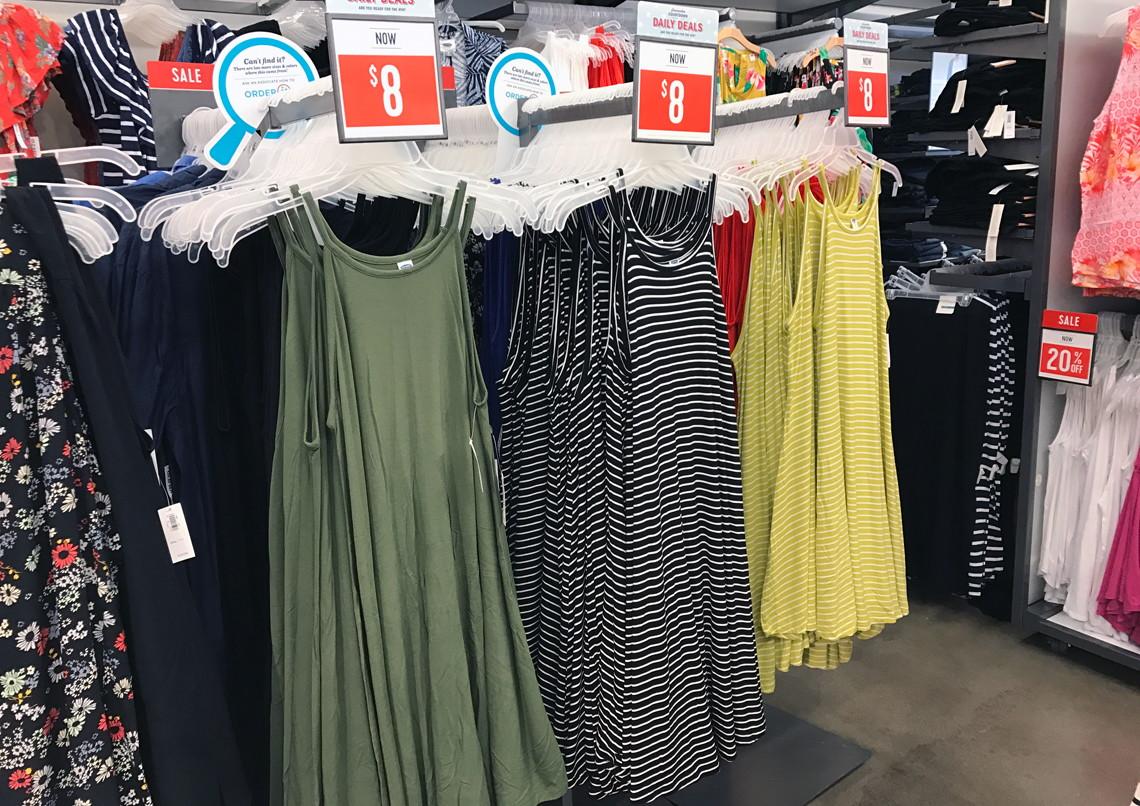 Navy Women's Dresses
