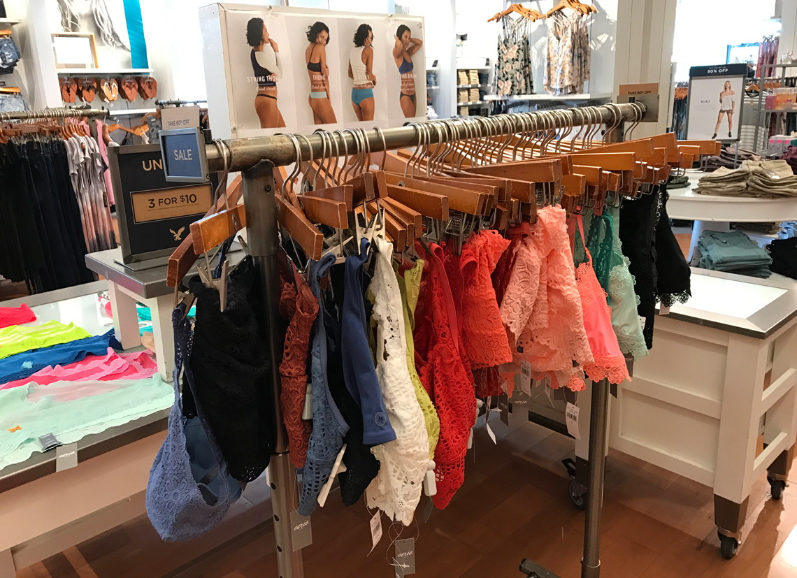 9ae77f1e67870f All Bralettes Only  10.00   All Bras Only  20.00 at Aerie + Free Shipping!