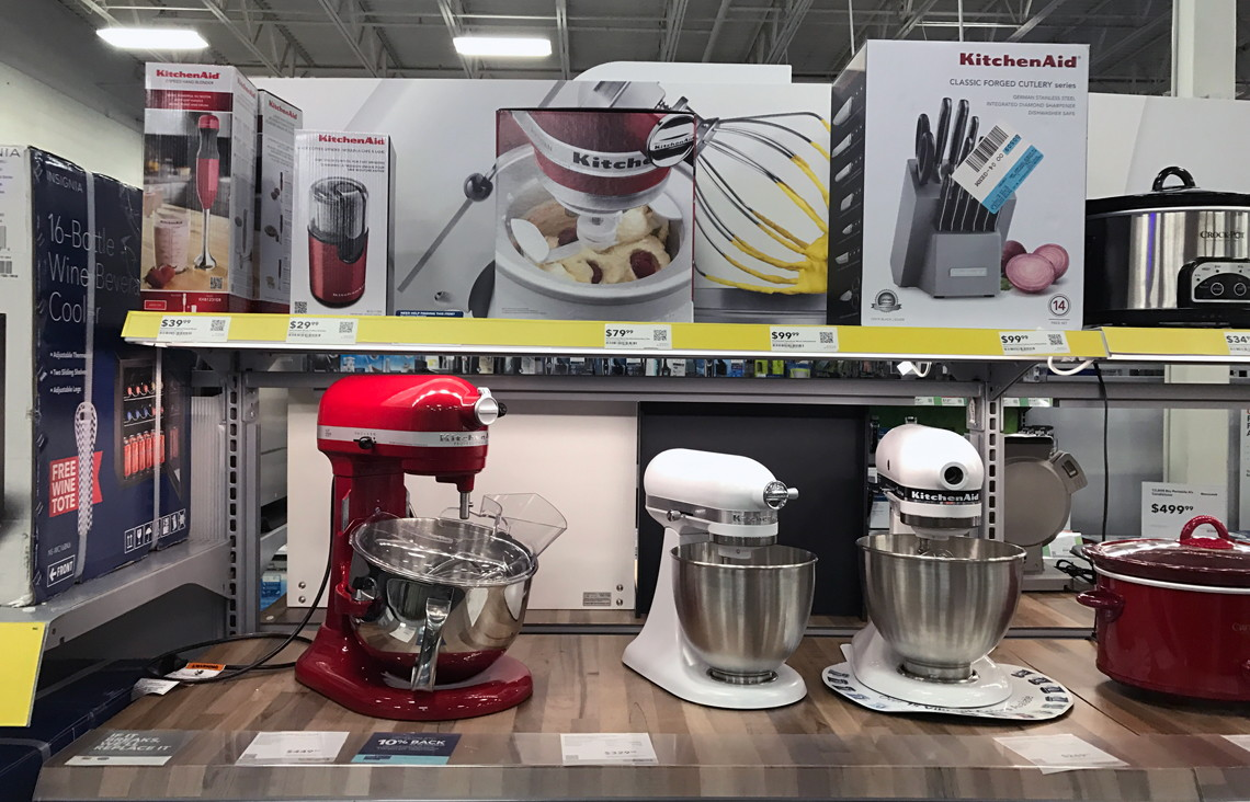 Best Buy Daily Deals: KitchenAid Stand Mixer, Only $179.99  Reg. $399.99!