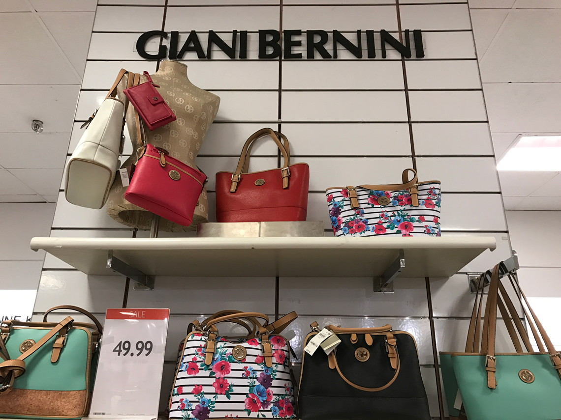 af9519052492 Over 80% Off Giani Bernini Handbags at Macy s  Pay as Low as  15.76! - The  Krazy Coupon Lady