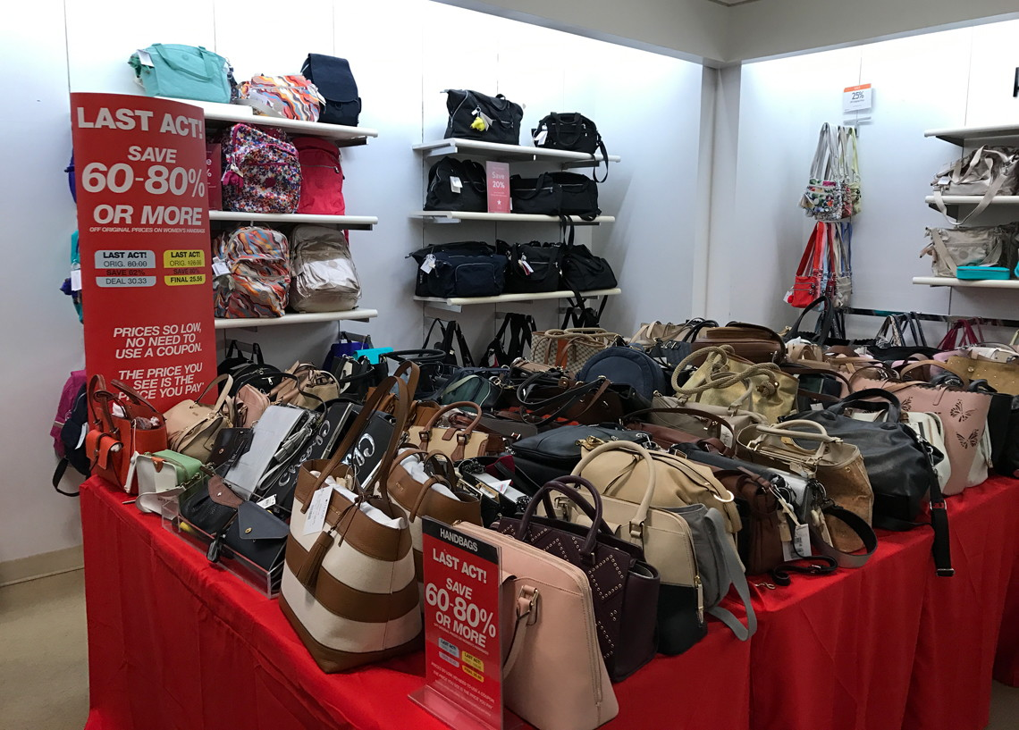 ec086b0dd1 Save 75% on Calvin Klein Handbags at Macy's! - The Krazy Coupon Lady