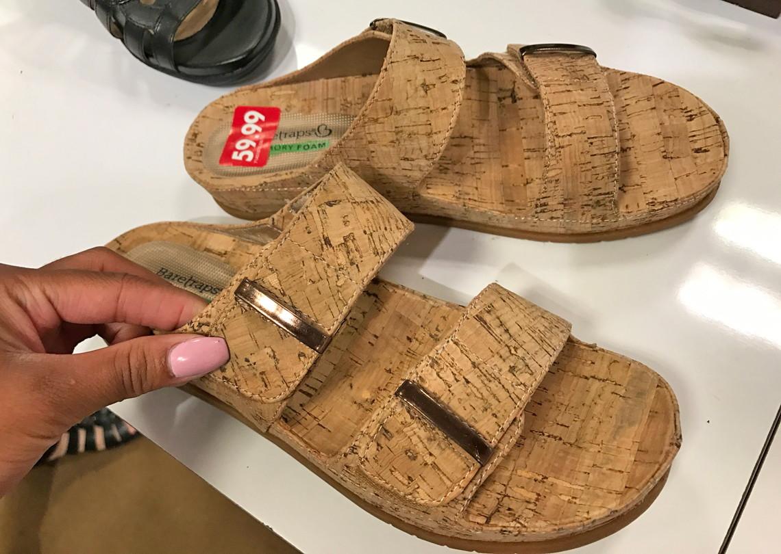0bcb12d24d02 Bare Traps Cherilyn Slide Sandals