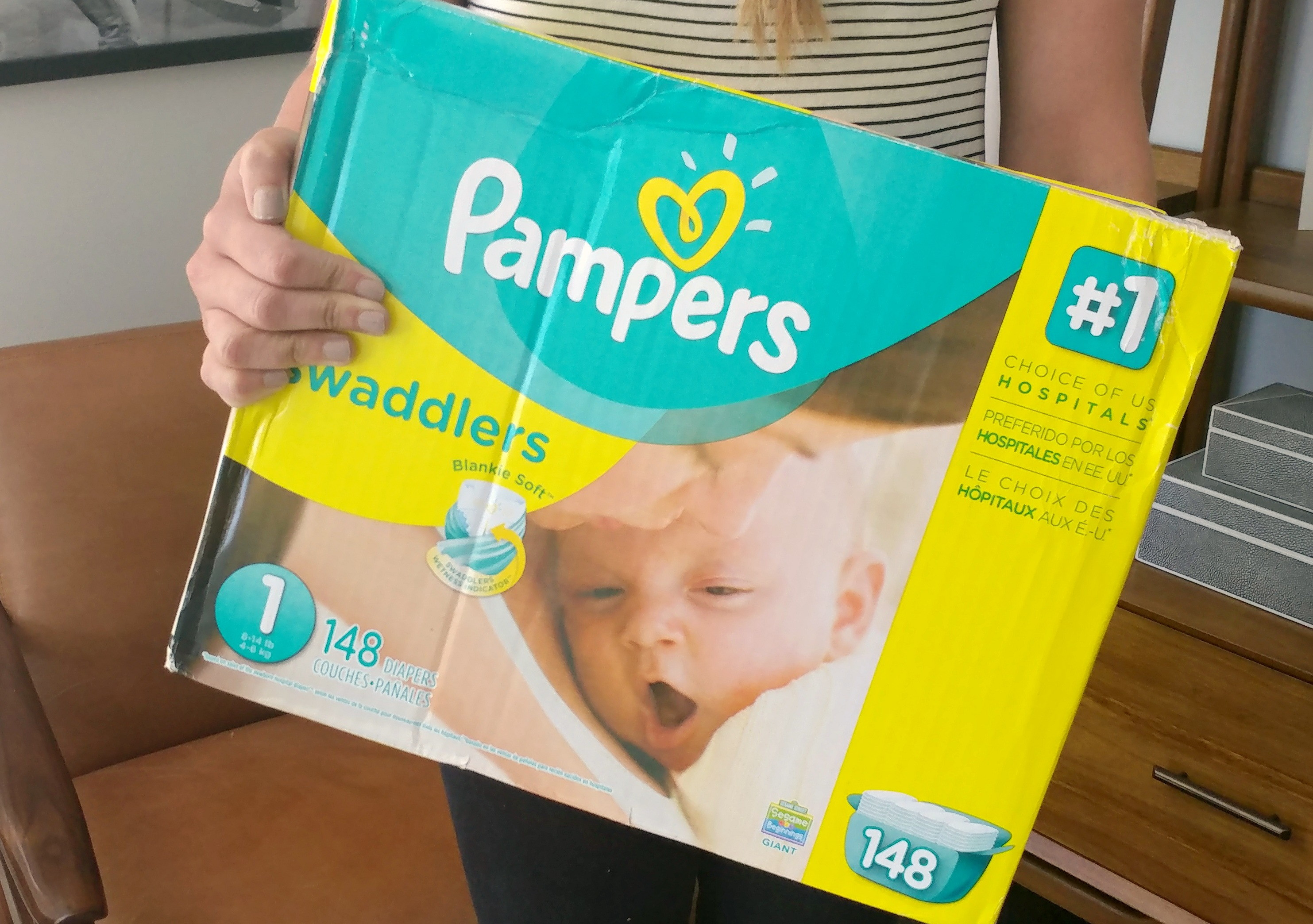 Pampers Rewards Relaunch Means More Rewards for Moms - The Krazy