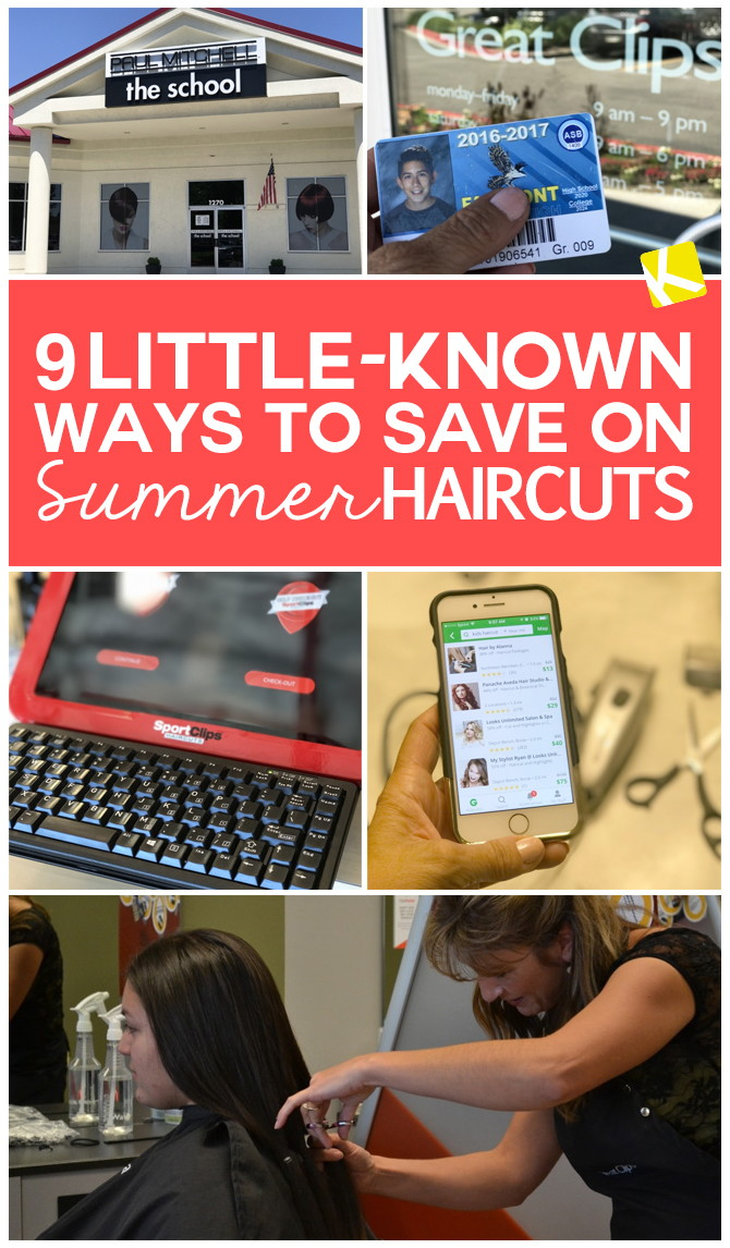 9 Little Known Ways To Save On Back To School Haircuts The Krazy