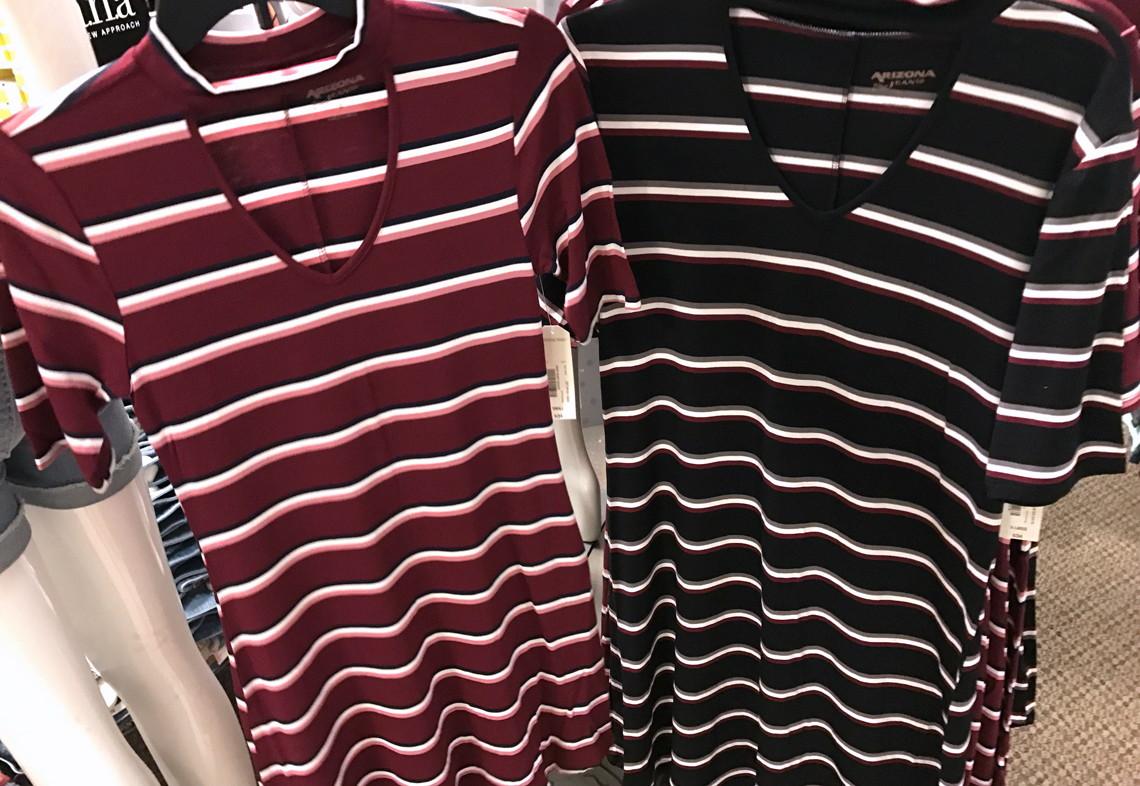 Arizona Decree Juniors Dresses Only 1071 At JCPenney Reg