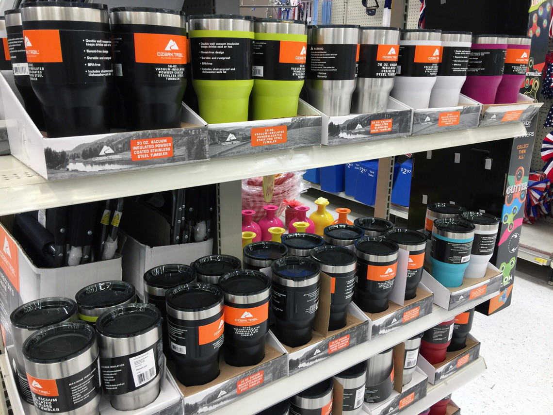 Ozark Trail 20 Oz. Tumblers, Only $3.26 Each at Walmart! - The ...