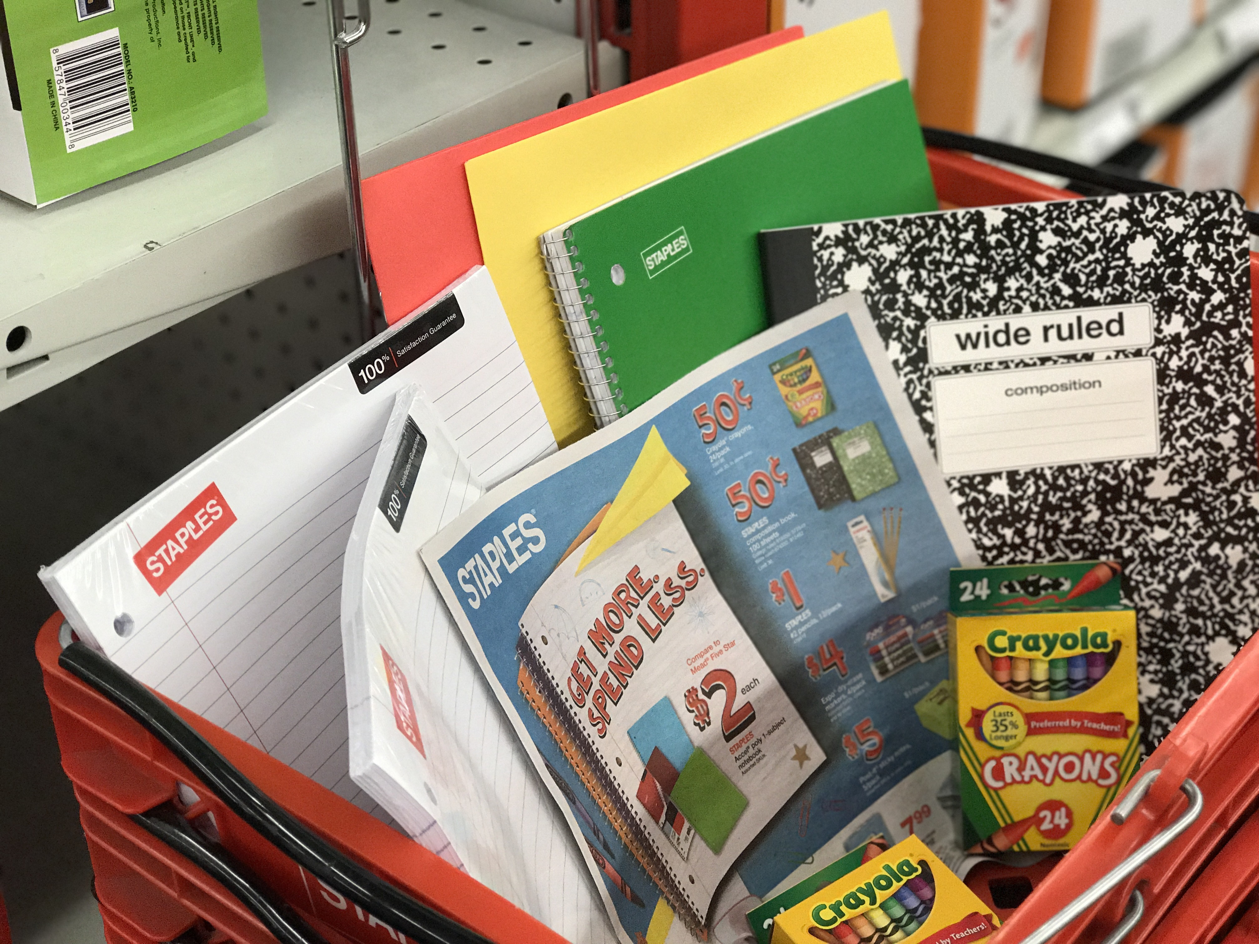 90afe88455783 32 Back-to-School Shopping Hacks That ll Save You All the Money - The Krazy  Coupon Lady