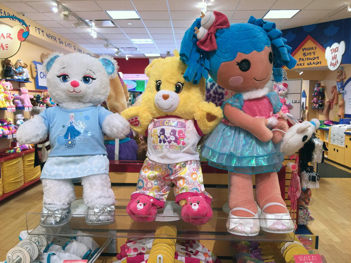 Build A Bear Pictures