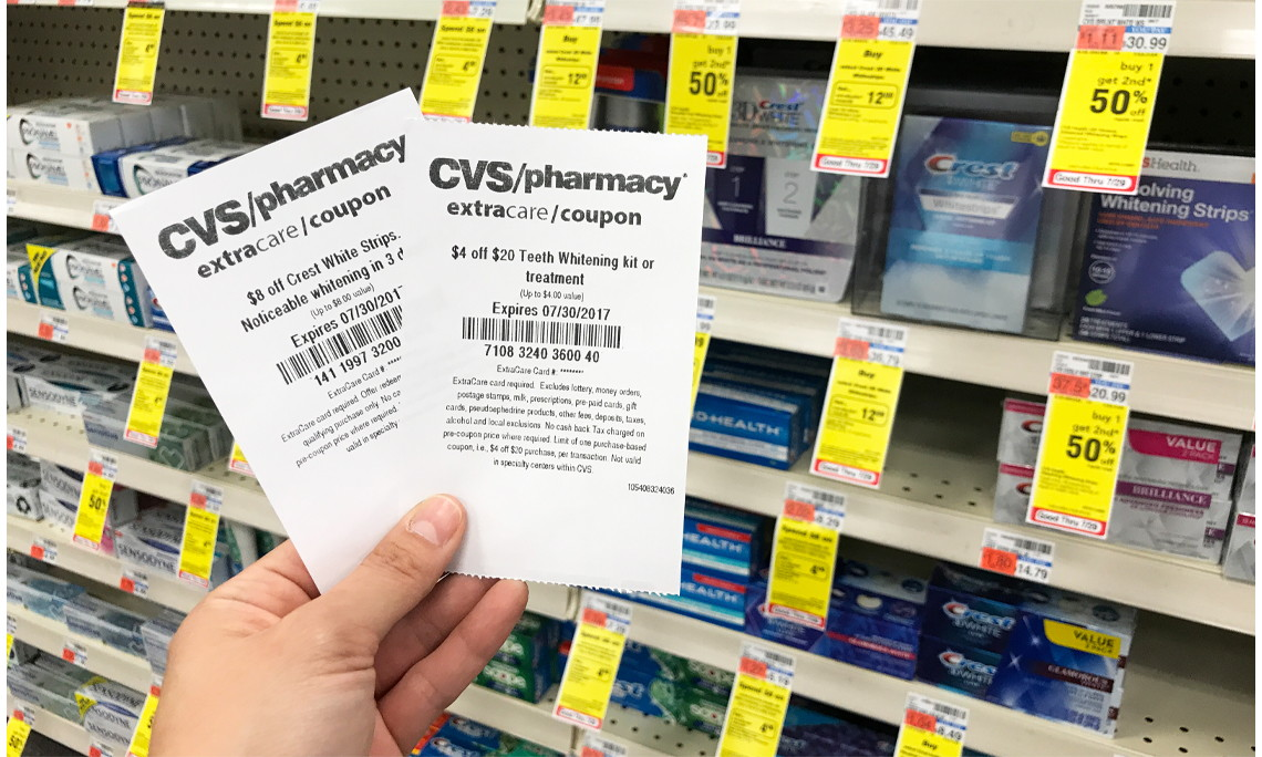 save 2400 on crest whitestrips at cvs the krazy coupon lady