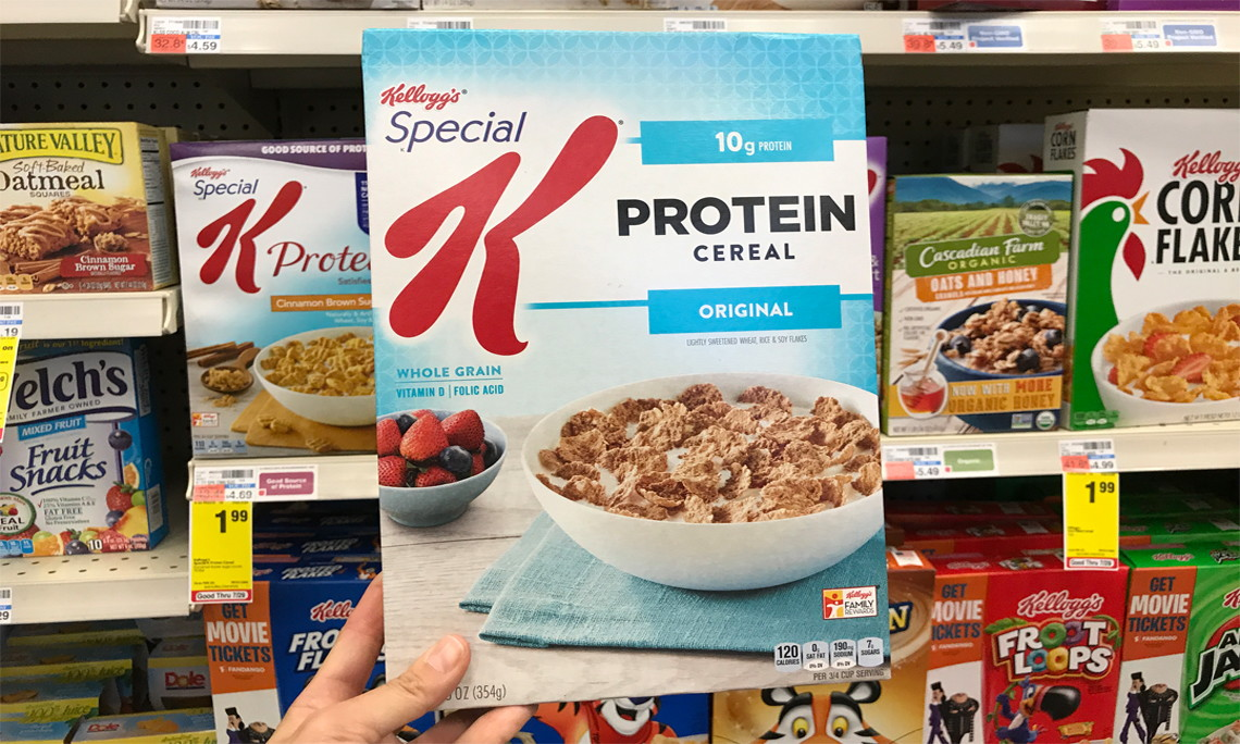 kellogg s special k target market report (see appendix) although our marketing plan will only span over a timeline of 6 months, we aim to increase our market share by improving our product varieties, how they perceive kellogg's special k on the go.