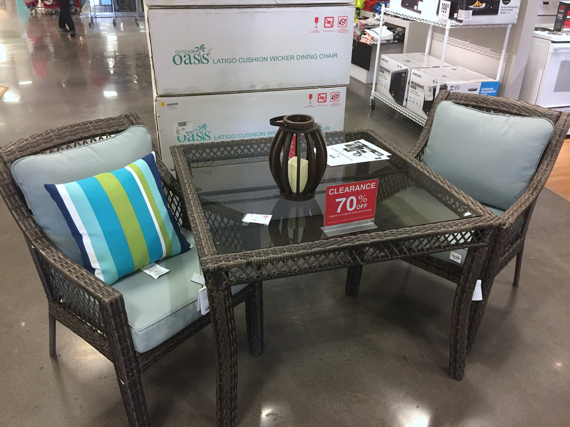 Up To 75% Off Patio Furniture Clearance At JCPenney: $75 Canopy Swing U0026  More!