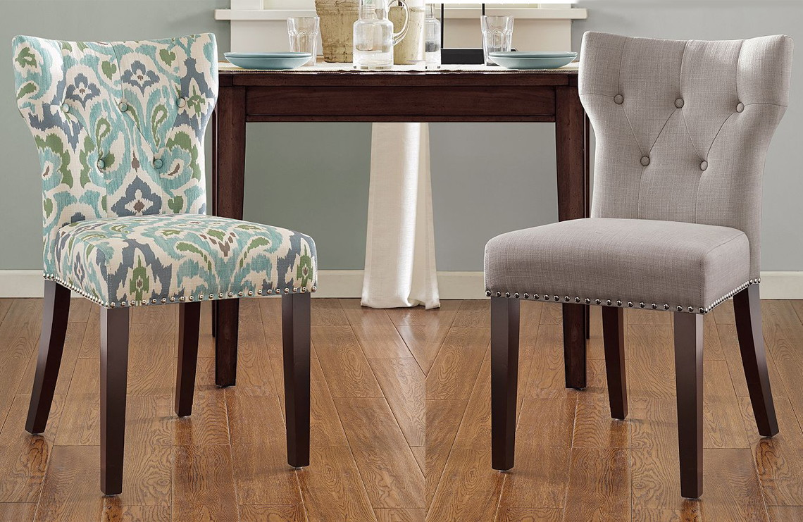 Elegant Madison Park Emilia Tufted Back Dining Chairs, Only $62.99 At Kohlu0027s  Reg.  $179.99!