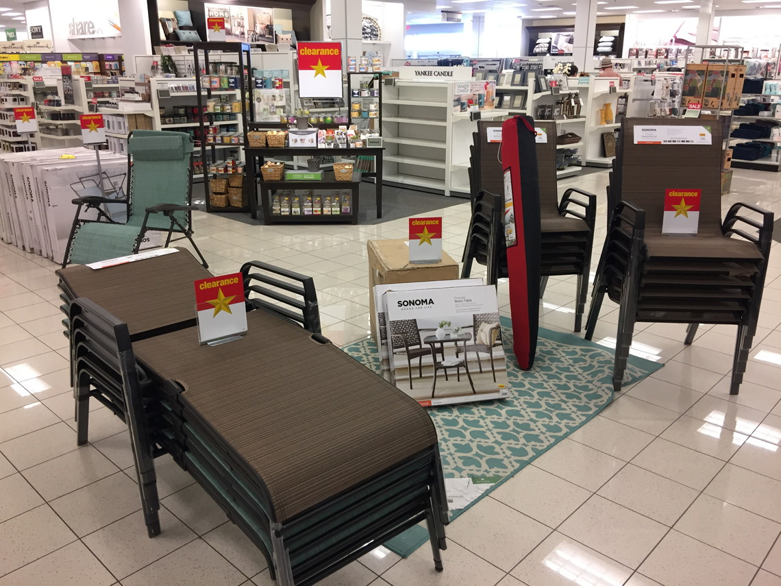 Kohls patio furniture buy 1 sonoma goods for life for Outdoor furniture 70 off