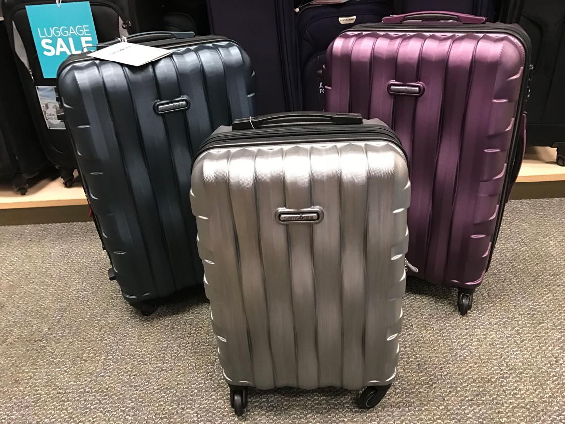 c884cbd2be Samsonite Ziplite 3.0 Hardside Spinner Luggage