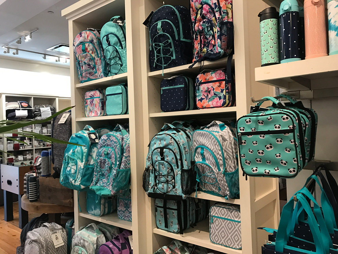 Pottery Barn Kids  Up to 60% Off Kids  Backpacks   Lunch Bags + Free  Shipping! - The Krazy Coupon Lady 3de54990e5a84