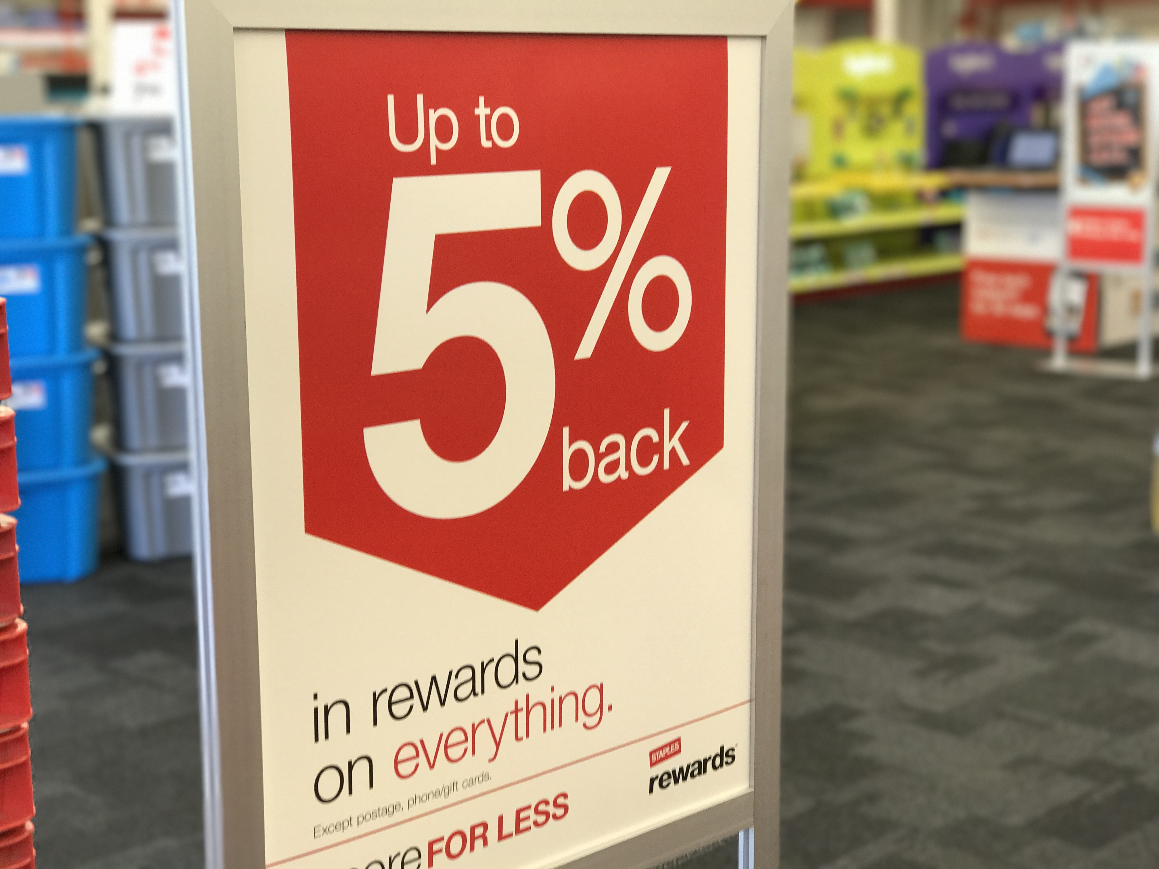 staples honor competitors coupons