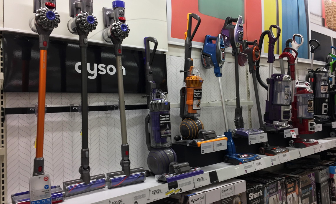 Vacuum Sale At Target Dyson Ball Vacuums As Low As 208 99