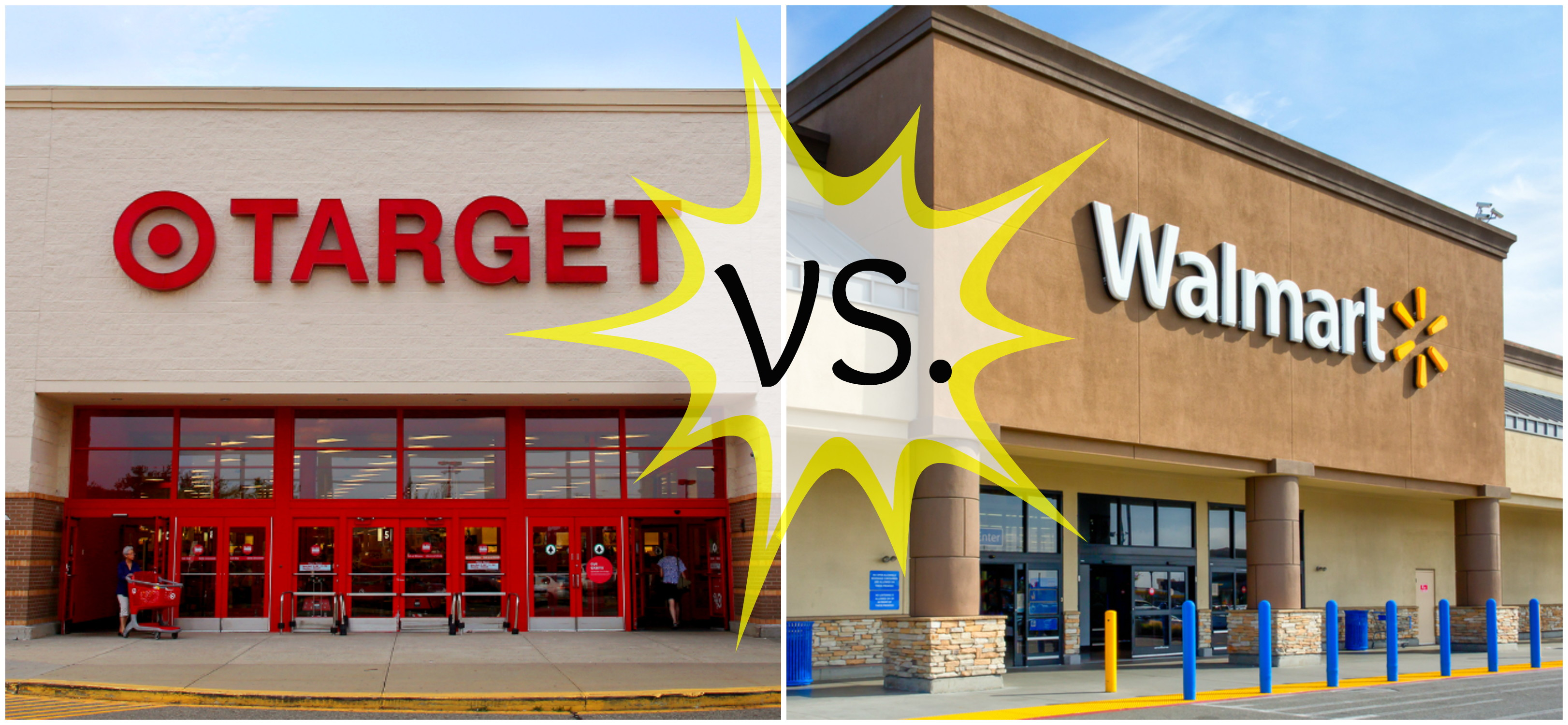 0fdaad4b30 How Target's Everyday Low Price Promise Actually Stacks Up Against Walmart  - The Krazy Coupon Lady