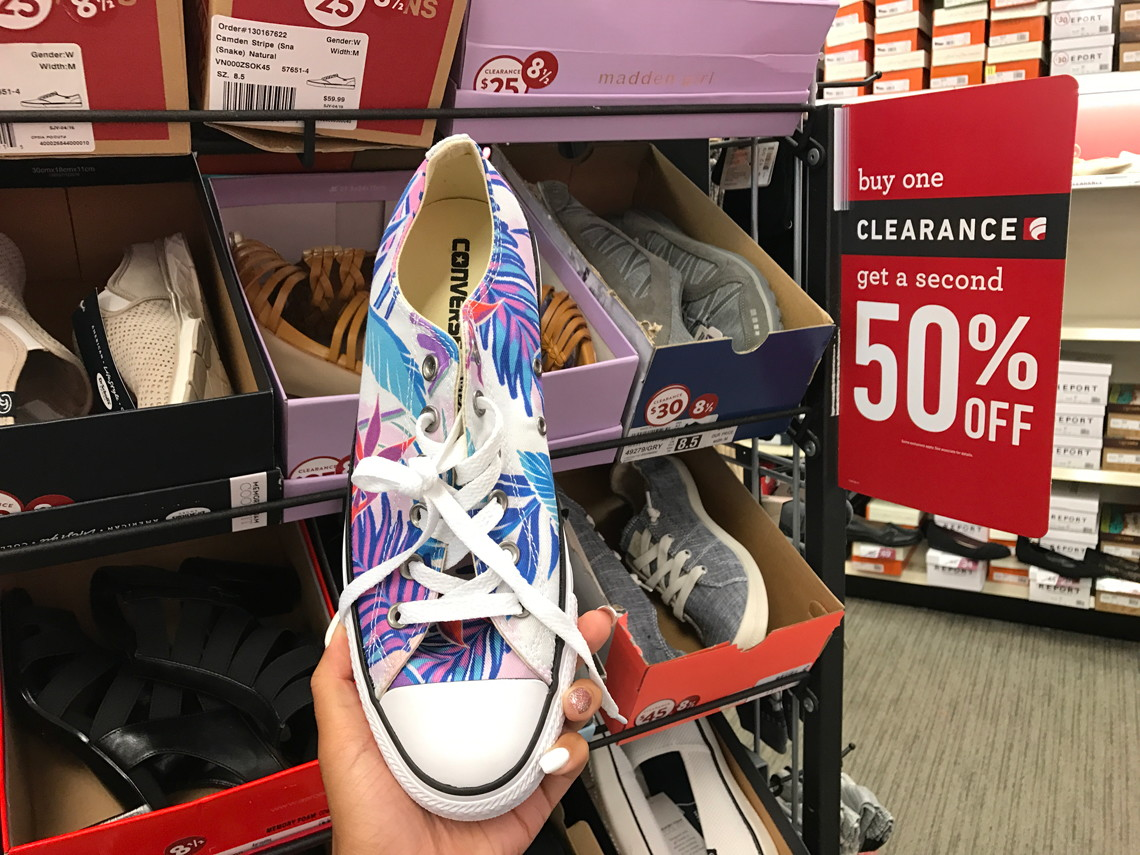 9b618c6d00aec0 BOGO 50% Off Clearance  Nike   Converse Sneakers