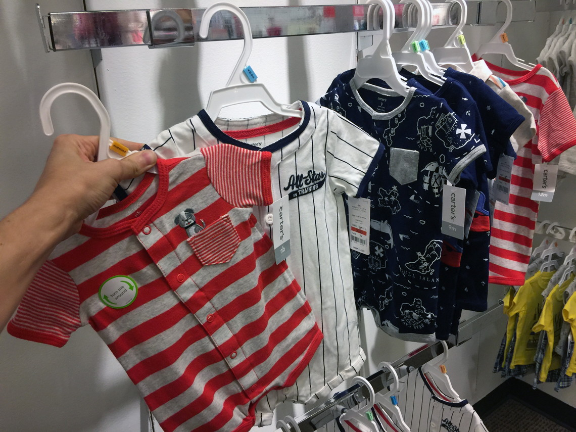 e5702a063124 Carter s Clearance–Baby Rompers   Pajama Sets