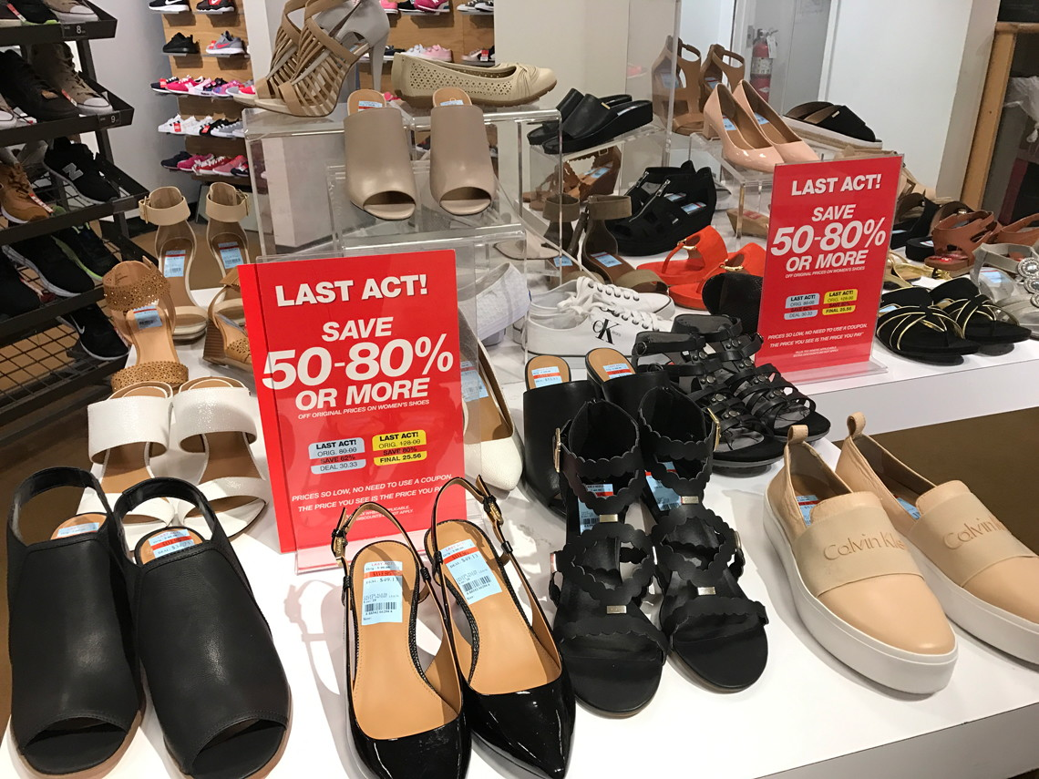 fcc28cd35b0 Up to 80% Off Clearance Shoes at Macy s  Michael Kors