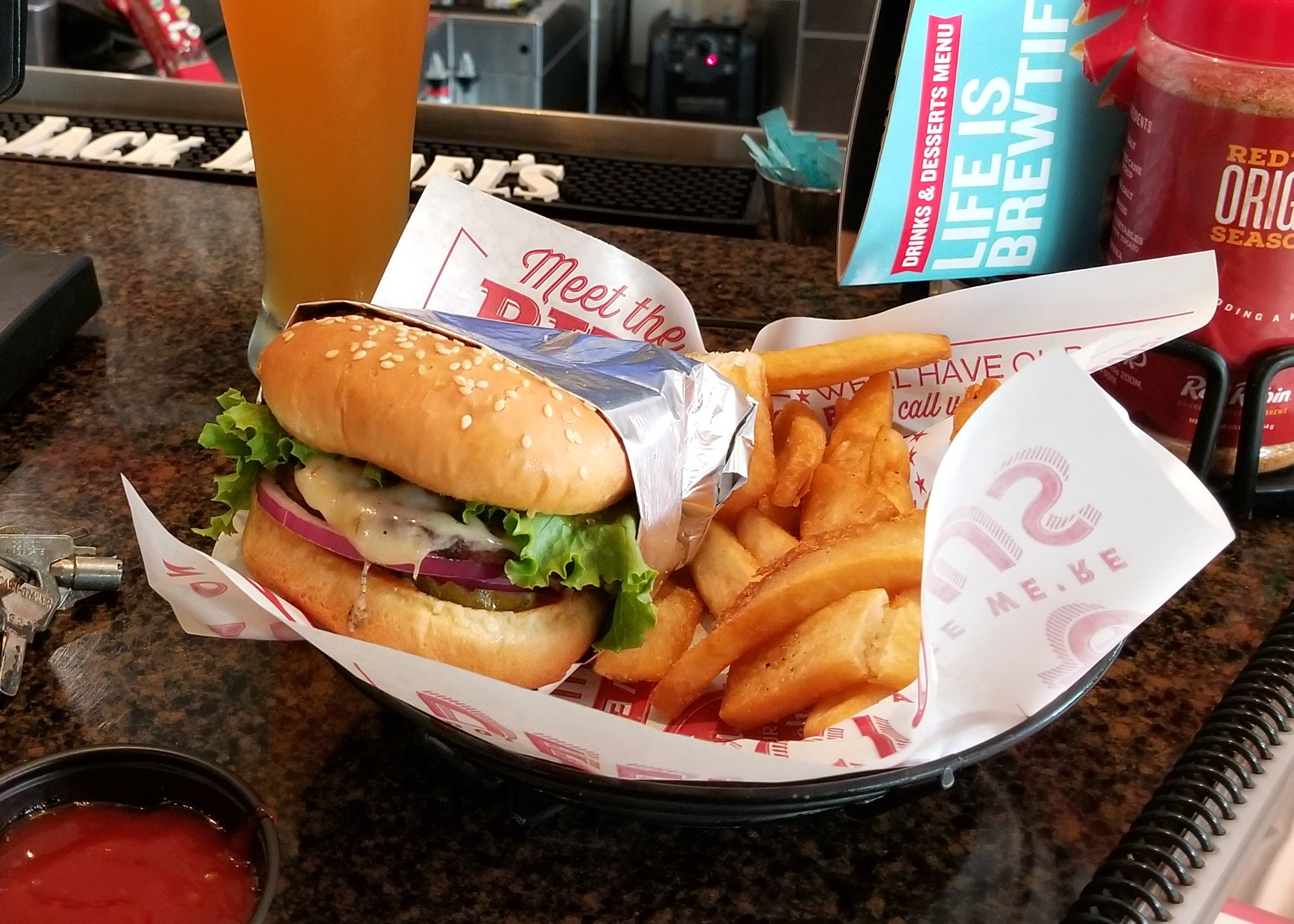 picture regarding Red Robin Printable Coupons referred to as 29 Crimson Robin Insider secrets Each Burger Associate Really should Realize - The