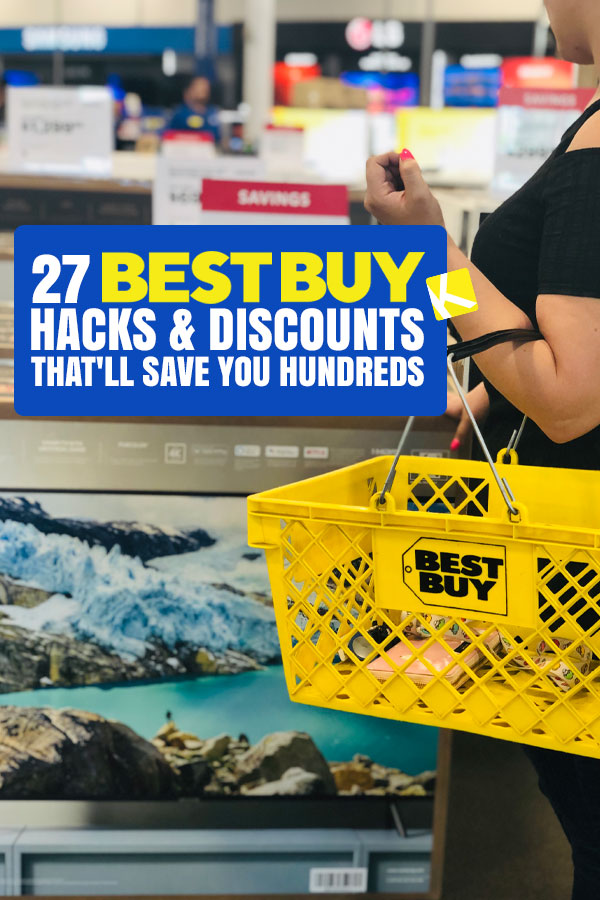 27 Best Buy Hacks That'll Save You Hundreds on Electronics