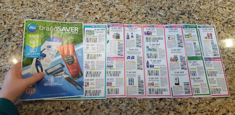 Sunday Coupon Preview Week Of 924 The Krazy Coupon Lady